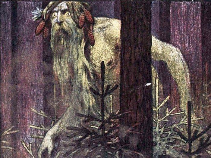 Roh Hutan Laki-Laki Penjaga Binatang Liar dalam Mitologi Slavia