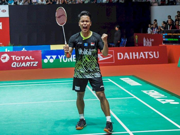Anthony Juarai Indonesia Masters, Pelatih Ingatkan 2 Kekurangan Ini