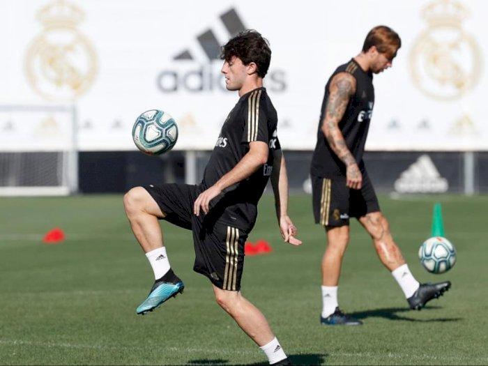 Bek Real Madrid Berpeluang Menyeberang ke Bayern Munchen
