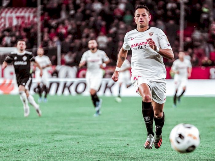 Hengkang ke LA Galaxy, Chicharito Pemain Bergaji Tinggi di MLS