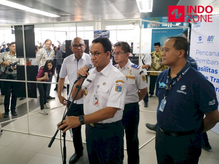 Soal Transportasi, Anies Baswedan Minta Warga Ubah Pola Pikir