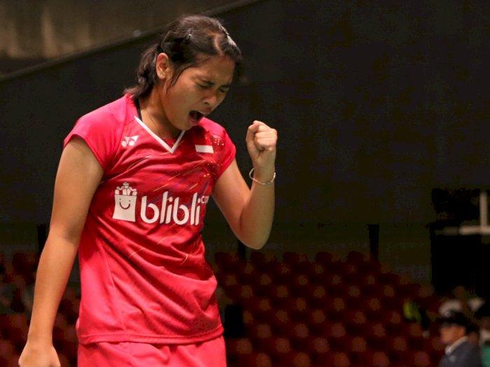 Thailand Masters 2020: Gregoria Lolos, Ruselli Terhenti