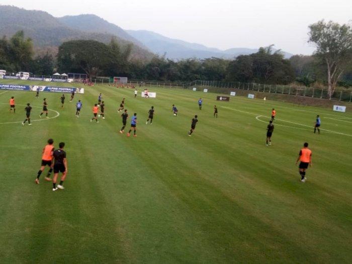 Di Bawah Komando Shin Tae-yong, Timnas U-19 Mulai Latihan di Thailand