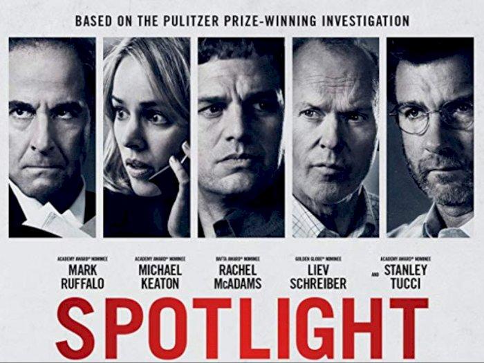 Spotlight (2015) - Mengungkap Skandal Besar Pelecehan Anak