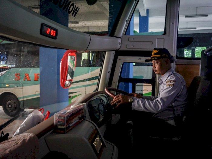 Hindari Kecelakaan, Sopir Bus dan Truk Harus Perhatikan Hal Ini