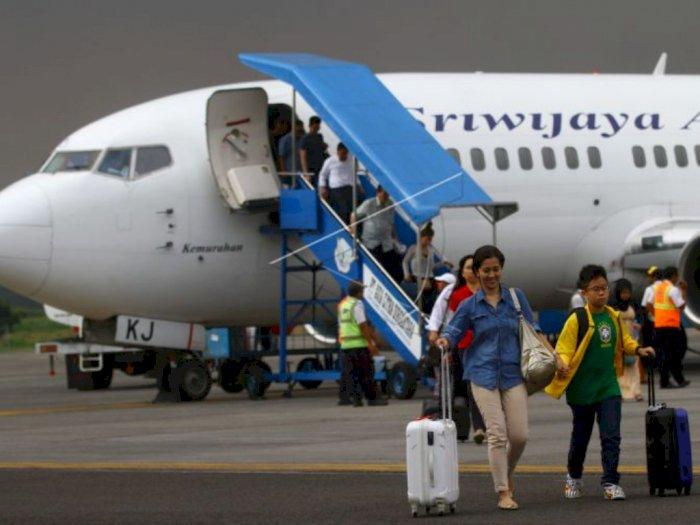 Hindari Virus Korona, Sriwijaya Air Hentikan Penerbangan ke Wuhan