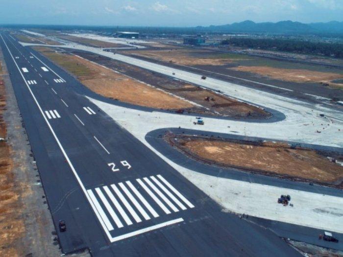 Bandara Internasional Yogyakarta Diresmikan 29 Maret