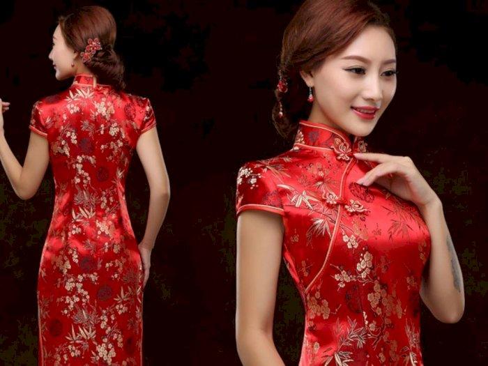 Sejarah 'Cheongsam', Baju yang Sering Dikenakan untuk Perayaan Imlek