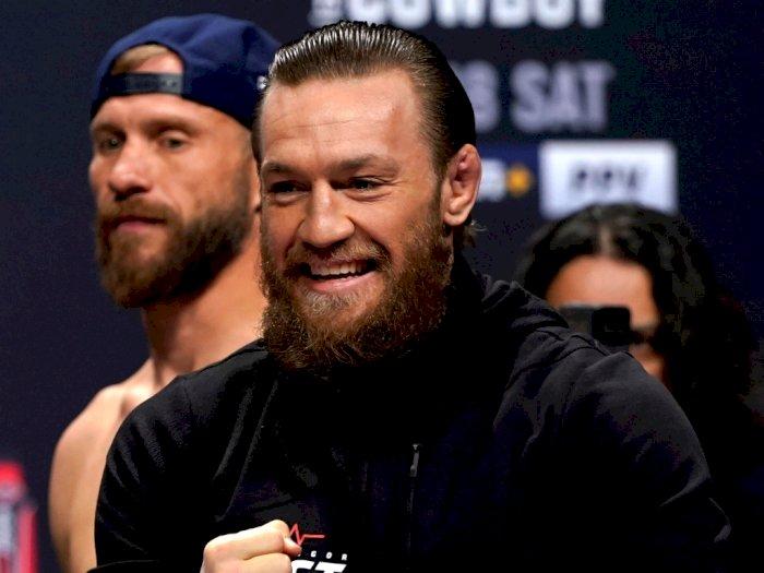 McGregor Raih Uang Lebih Banyak Jualan Wiski Ketimbang Tanding UFC