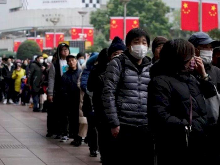 Wabah Virus Korona, Shanghai Tutup Bioskop Selama Libur Imlek