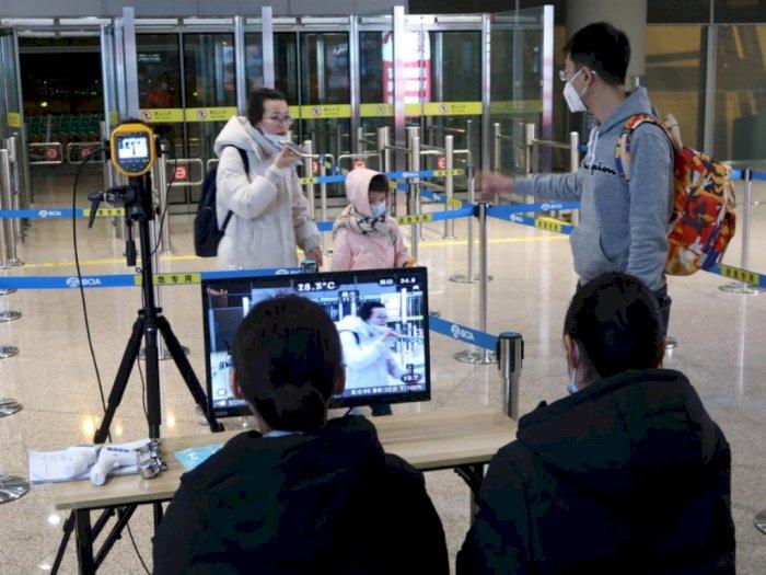 Jumlah Korban Virus Korona di Tiongkok Terus Bertambah