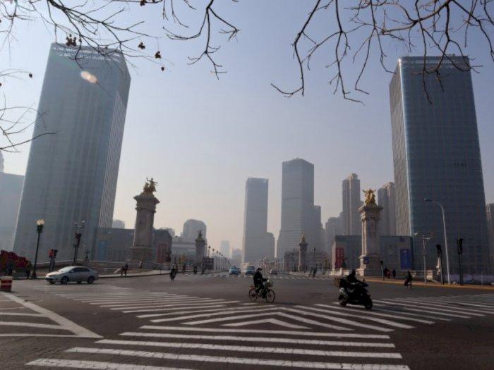 Kota Tianjin di Tiongkok Diblokade Karena Wabah Virus Korona
