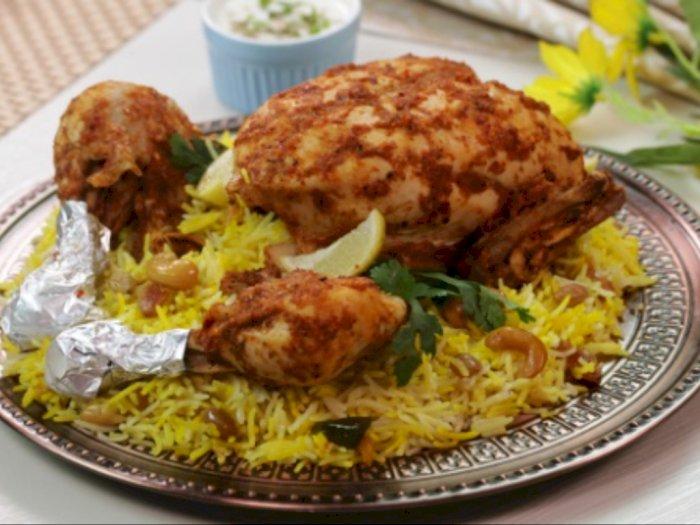 Nasi Mandi, Hidangan Unik Khas Timur Tengah