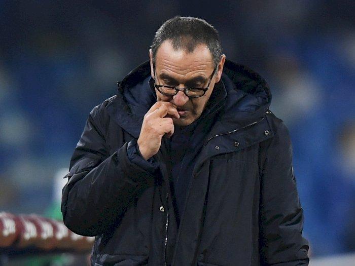 Kalah dari Napoli, Maurizio Sarri: Ini Pertandingan Buruk