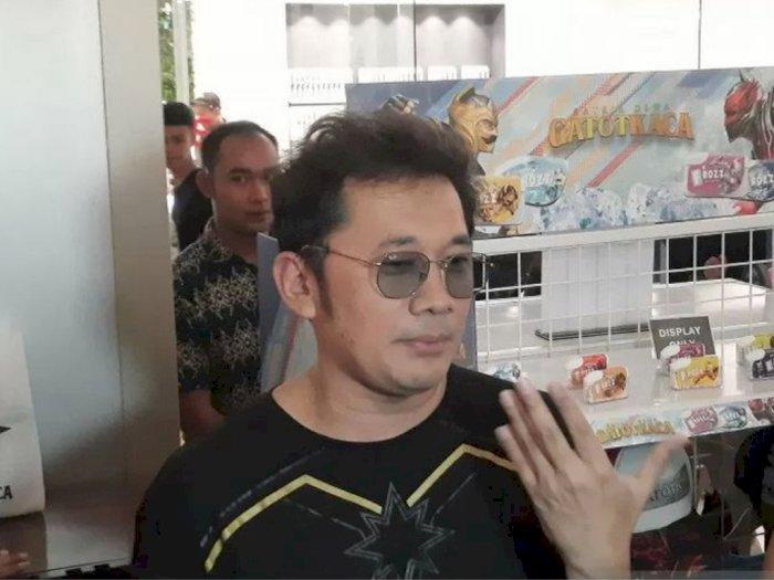 """Hanung Ungkap Anaknya Menjadi Alasan Garap Film """"Gatotkaca"""""""