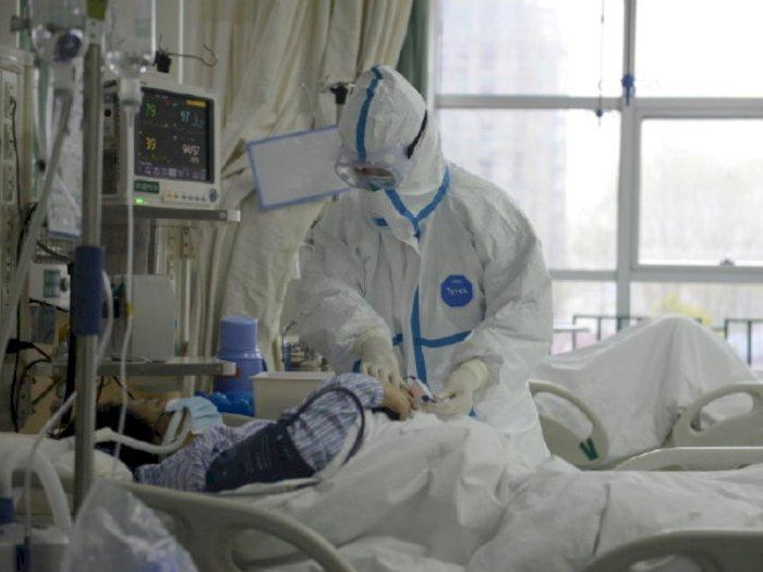 2.014 Orang Positif Terjangkit Virus Corona & 56 Orang Meninggal Dunia