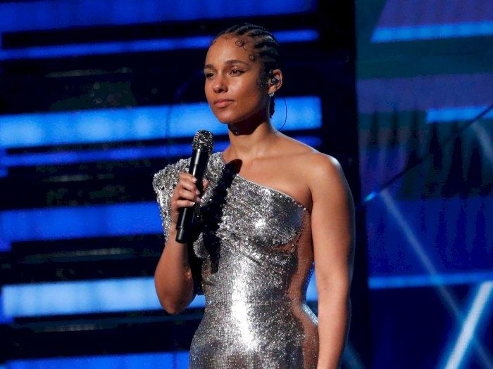 Alicia Keys Berkaca-kaca Mengenang Kobe Bryant di Grammy Awards 2020