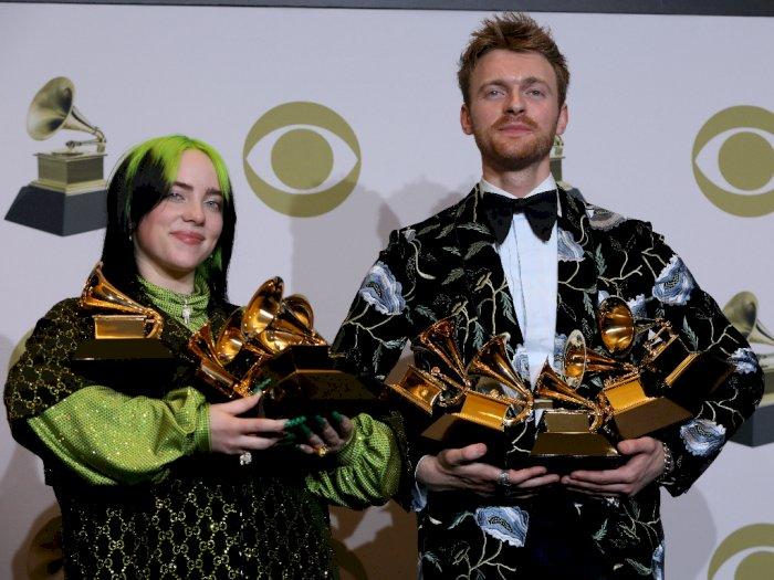 Billie Eilish Borong Penghargaan Terbanyak dalam Grammy Awards 2020