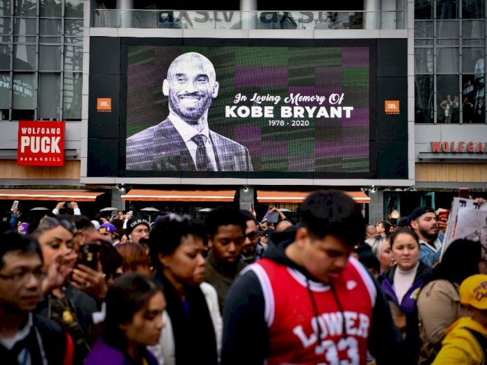 Kobe Bryant dan Julukan The Black Mamba