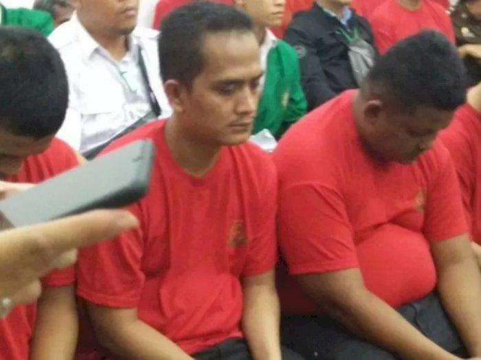 4 Terdakwa Pencurian Rp1,6 miliar Uang BPKAD Sumut Diadili