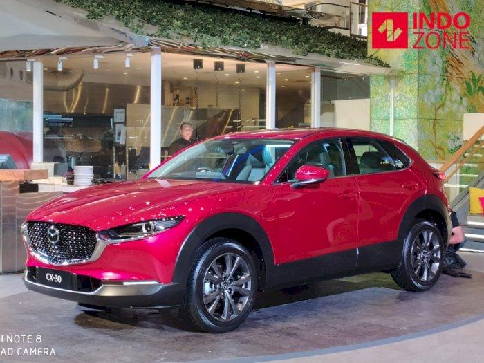 Usung Evolusi Desain Kodo, Mazda Resmi Buka Selubung CX-30