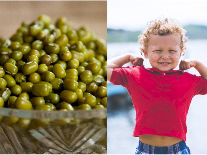 Ini Manfaat Kacang Hijau Untuk Kesehatan Anak Indozone Id