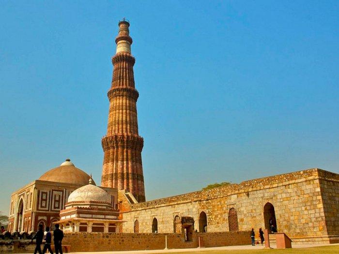 Monumen Islam di New Delhi Ini Menjadi Situs Warisan Dunia