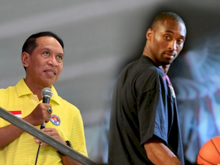 Kobe Meninggal, Menpora: Dunia Bola Basket Sangat Kehilangan