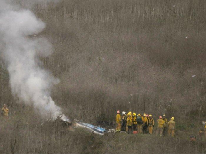 Helikopter Kobe Bryant Lapor Hindari Awan Sebelum Kecelakaan