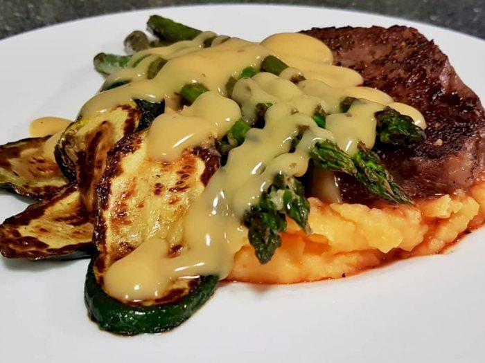 Aneka Macam Saus Steak yang #KAMUHARUSTAU