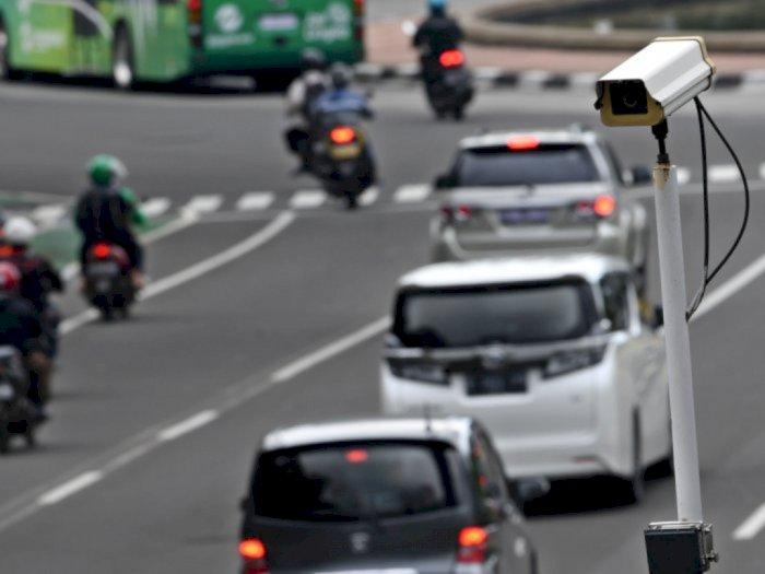 Jangan Nakal saat Berkendara, Tilang Elektronik Motor Mulai Berlaku