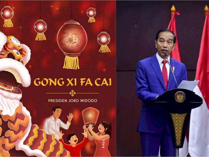 Presiden Jokowi Akui Sulit Kalahkan Warga Tionghoa untuk Urusan Bisnis