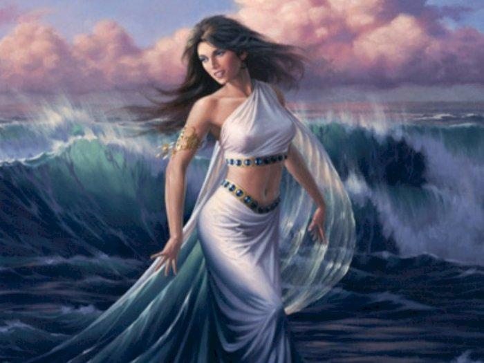 Nimfa, Dewa yang Dicintai Semua Makhluk
