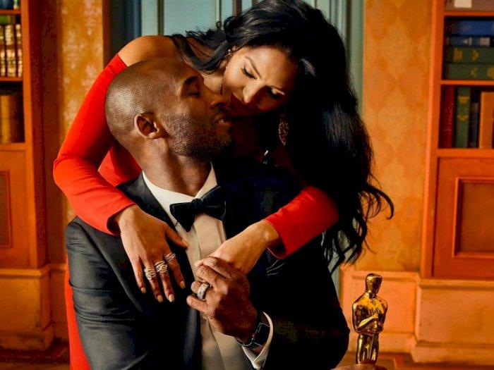 Istri Kobe Bryant Tulis Pesan Menyentuh atas Kepergian Suaminya