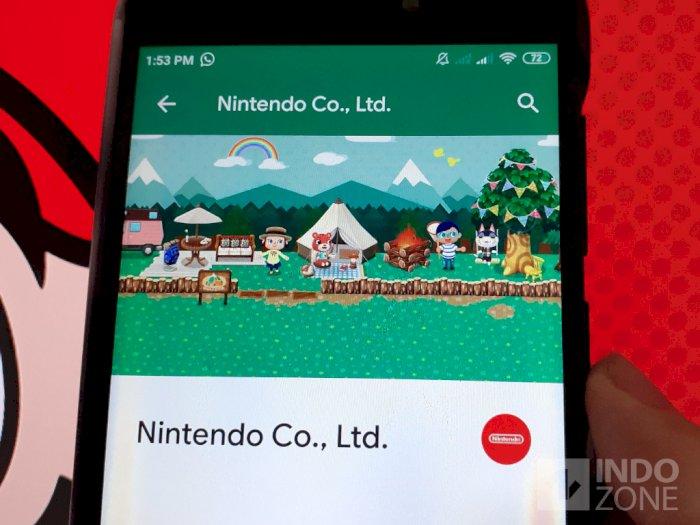 Nintendo Raup Untung US$1 Miliar Hanya dari Game Mobile!