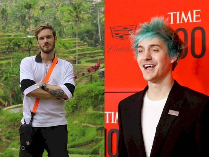 Kalahkan PewDiePie, Ninja Saat Ini Jadi Gamer Paling Kaya di Dunia!