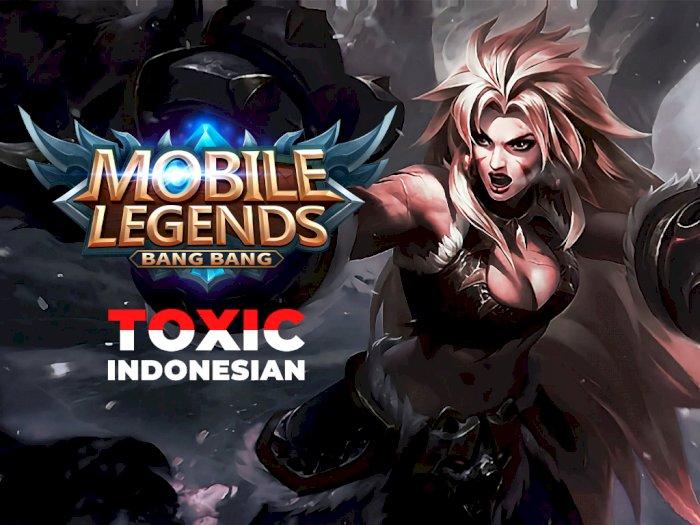 Komunitas Mobile Legends Luar Negeri Sebut Pemain di Indonesia Toxic!