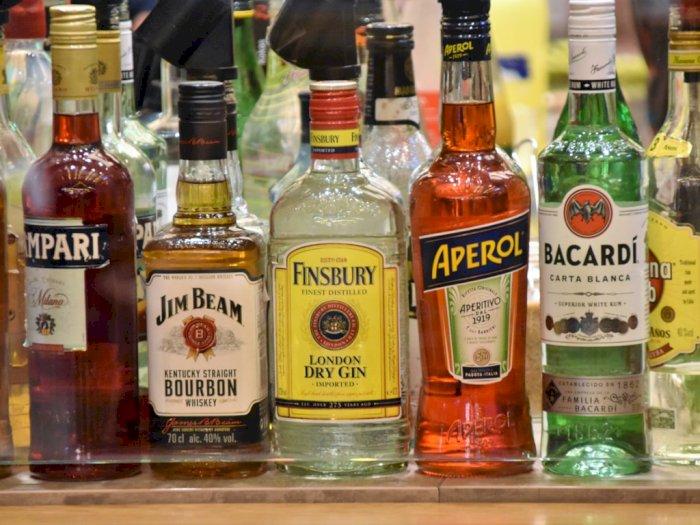 Ini Dampak Sering Minum Alkohol, Salah Satunya Bisa Bikin Jerawatan