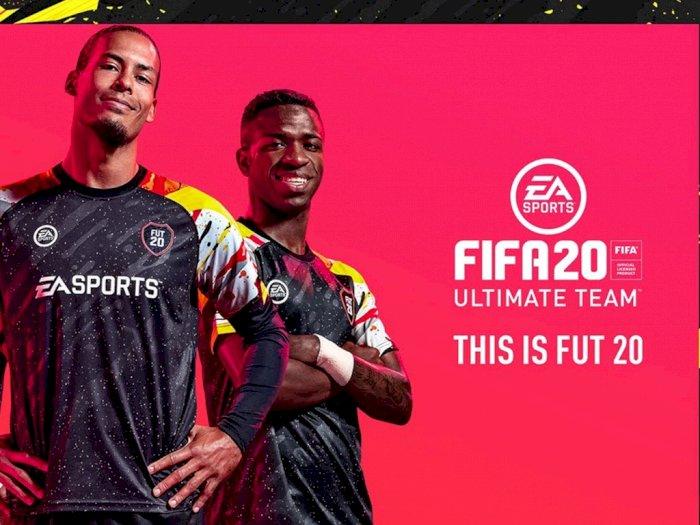 Pria Ini Tuntut EA Sebab FUT Pack FIFA 20 Disebut Sebagai Ajang Judi!