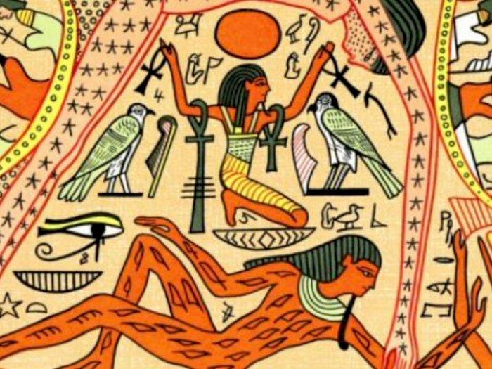 Mengenal Ennead, 9 Dewa Dewi Agung Menurut Mitologi Mesir Kuno
