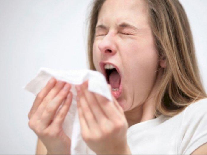 Awas, Penyakit Berbahaya Dapat Menular Melalui Batuk dan Bersin