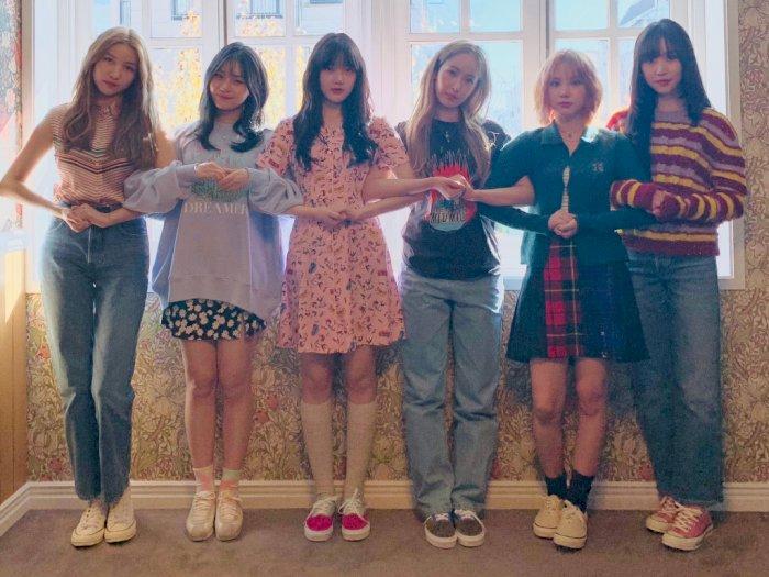 Jadi Adik BTS, GFriend Dapat Dukungan Penuh dari BigHit Entertainment