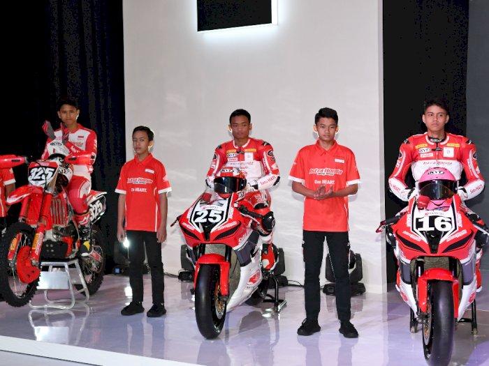 Susunan Pembalap Astra Honda Racing Team Dihiasi Wajah Lama