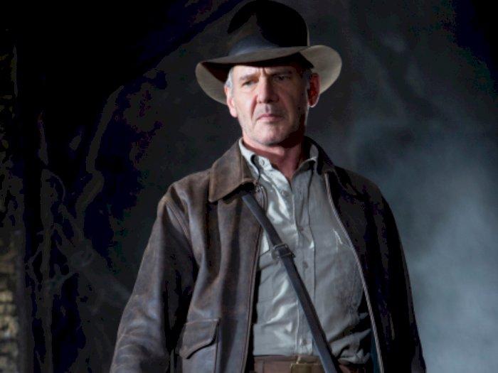 Sudah 39 Tahun Berperan, Harrison Ford Kembali Jadi Indiana Jones