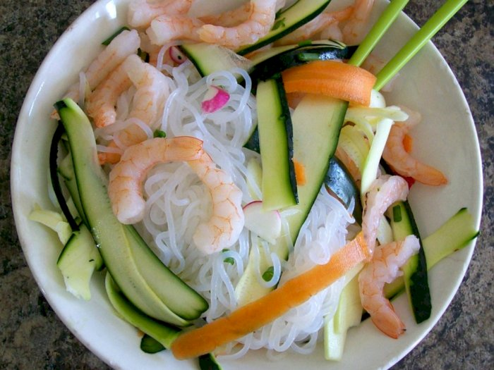 Mie Shirataki, Makanan Alternatif untuk yang Sedang Diet