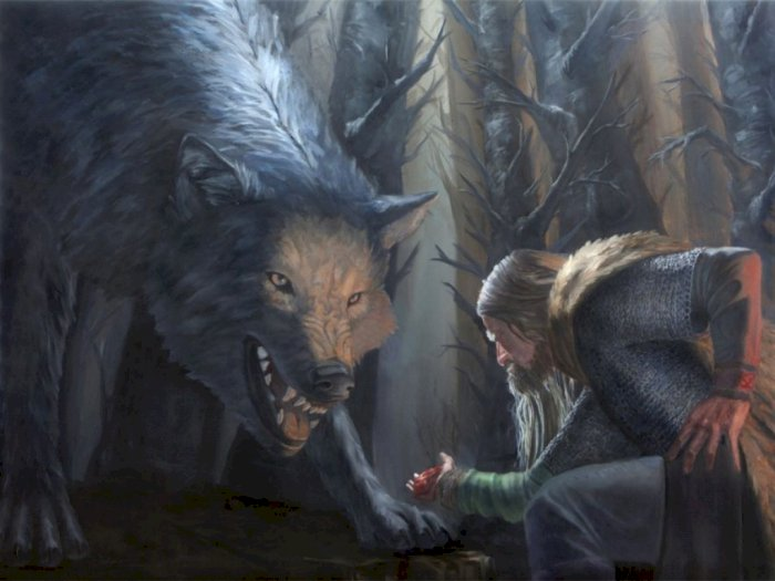 Mengenal Gleipnir, Belenggu Terkuat yang Diciptakan Para Kurcaci