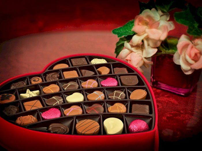 Ternyata Ini Alasan Kenapa Valentine Identik Sama Coklat Warna Pink Indozone Id