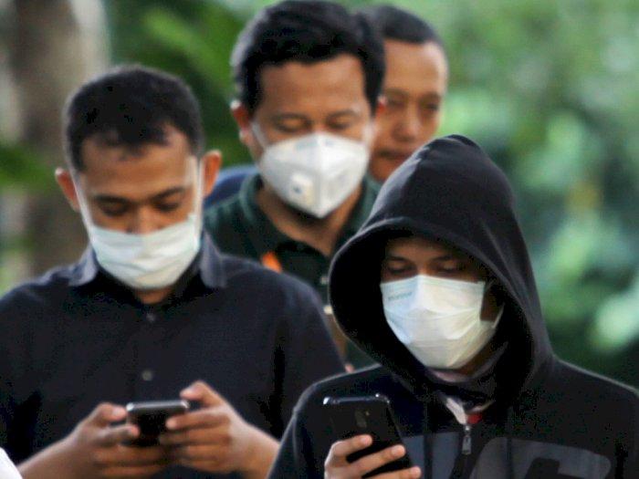 Masker Tak Efektif Cegah Penularan Virus Korona
