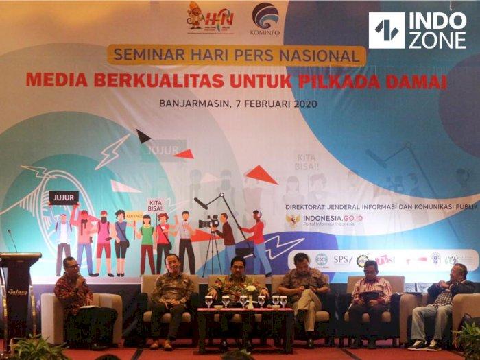 Dewan Pers Singgung soal Wartawan yang Dibebani Tugas Cari Iklan