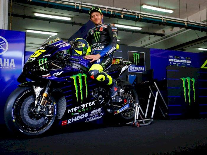 Rossi Geber Motor Suzuki di MotoGP 2021? Brivio: Tampaknya Mustahil